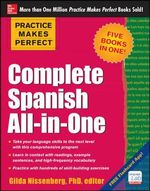 Complete Spanish All-In-One by Gilda Nissenberg